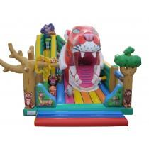 tragón tobogán tigre