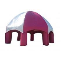 carpa cupula octagonal